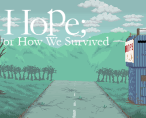 Hope Steam trailer capsule
